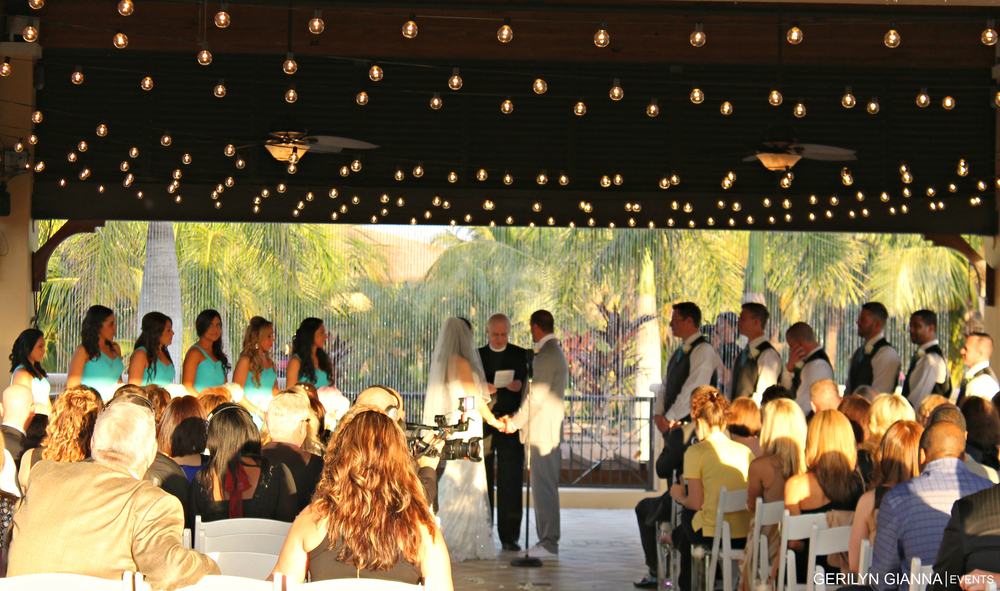 A Wedding at PGA National Resort and Spa | Anchor Weddings | Gerilyn Gianna Event and Floral Design