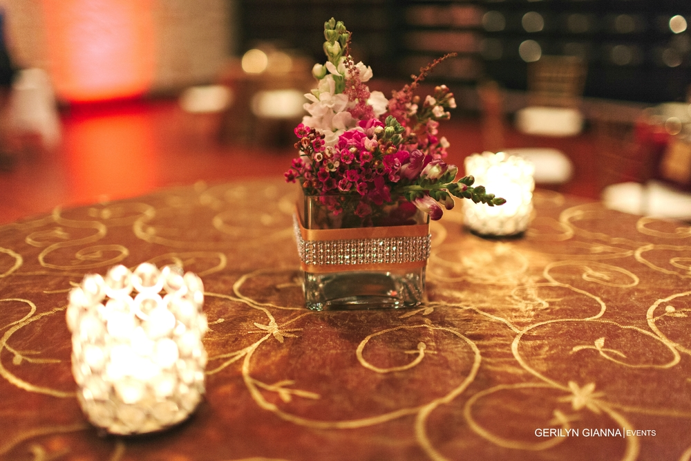 Borland Center Theater Welcome Party | Gerilyn Gianna Event and Floral Design | Robert Madrid Photography