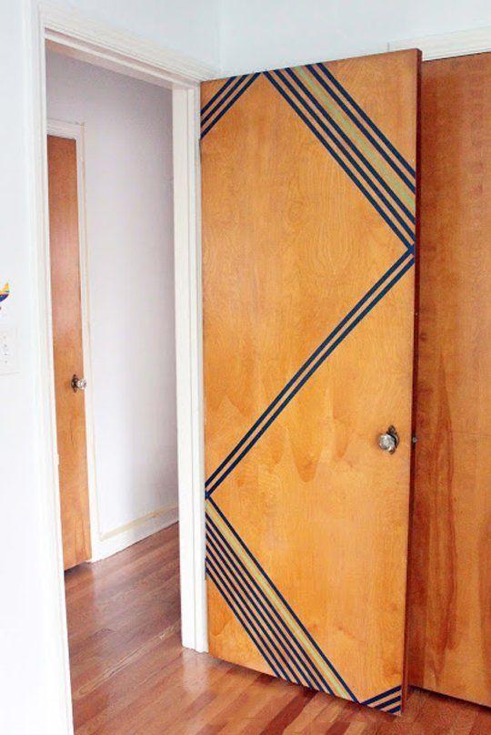 washi door