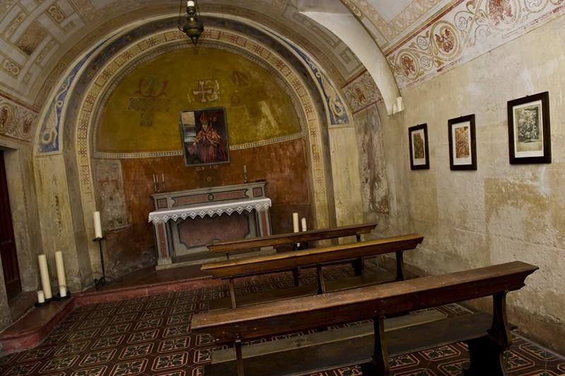 La Chiesetta di San Donino