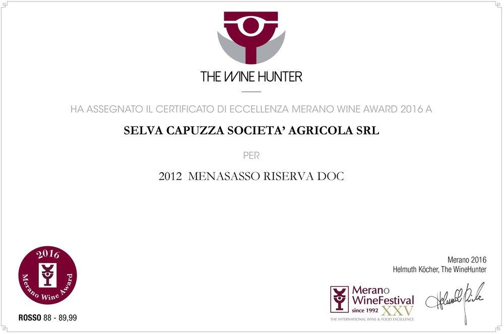 Merano Award 2016 - Menasasso 2012.jpg