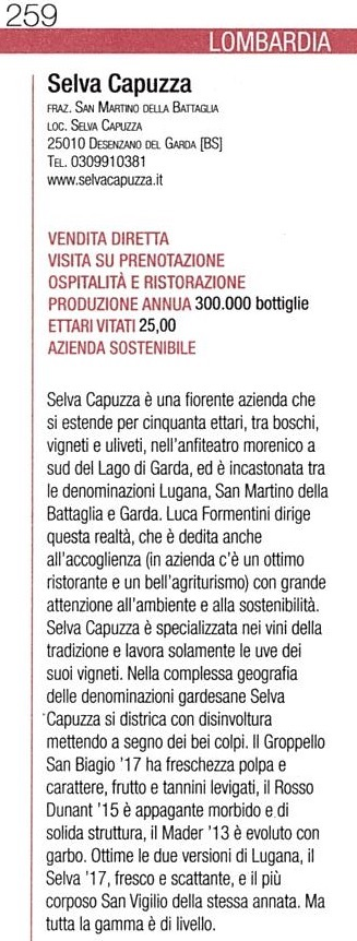 Gambero Rosso_Vini d'Italia_2018_pag 259.jpg