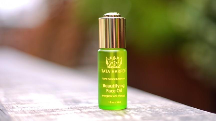 Tata Harper beautifying face oil $68