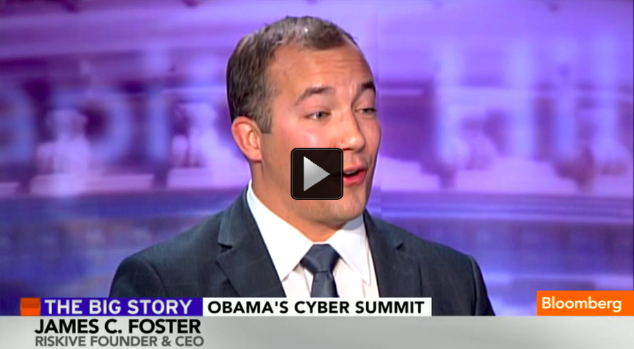 """Oct. 29 (Bloomberg) -- Good Harbor Security's Jacob Olcott, Riskive's James C. Foster and CIO and Chairman of Ritholtz Wealth Management Barry Ritholtz discuss the NSA and cybersecurity with Trish Regan on Bloomberg Television's """"Street Smart."""" (Source: Bloomberg)"""