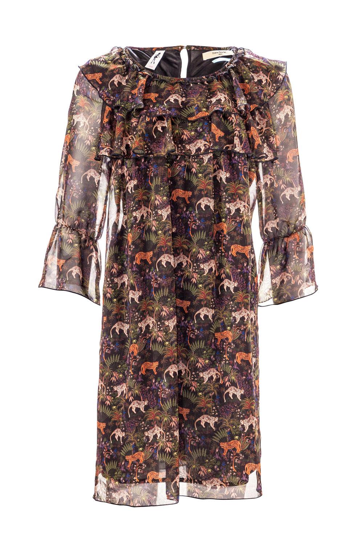 Dress Elmira - jungle