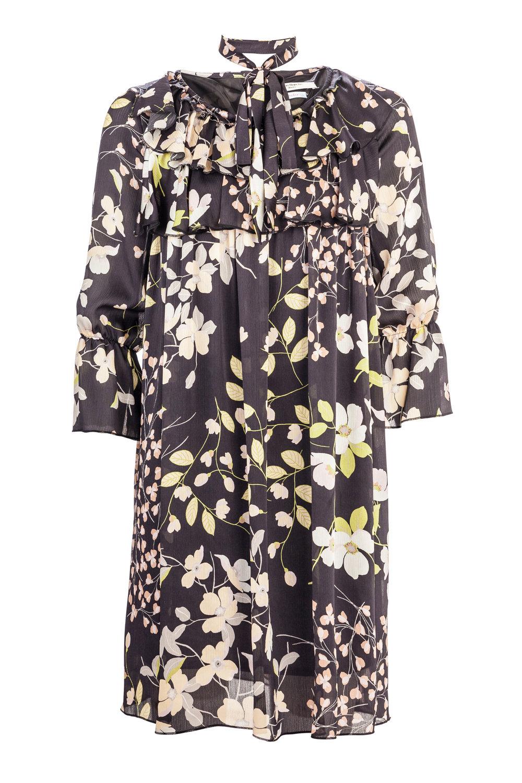Dress Elmira - paris black