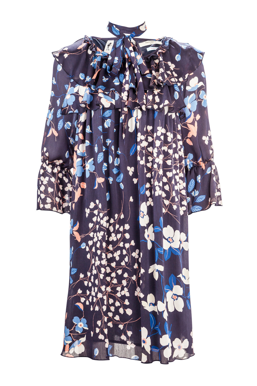 Dress Elmira - paris blue