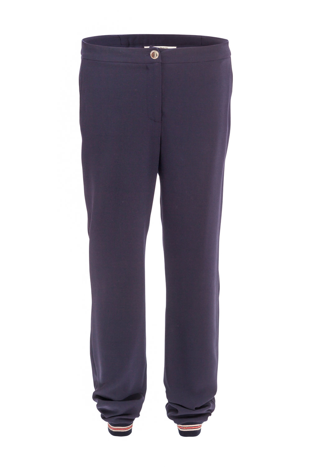 Trouser Eefje - cad blue