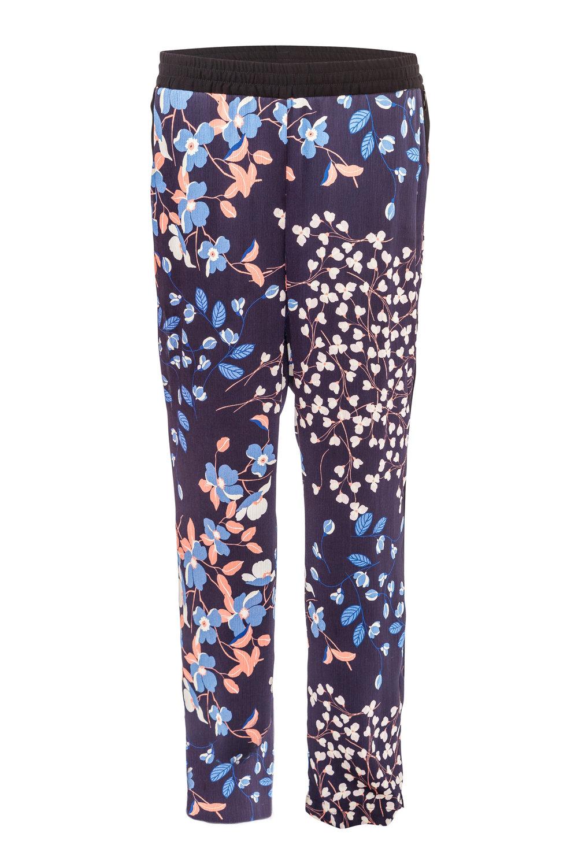 Trouser Elke - paris blue
