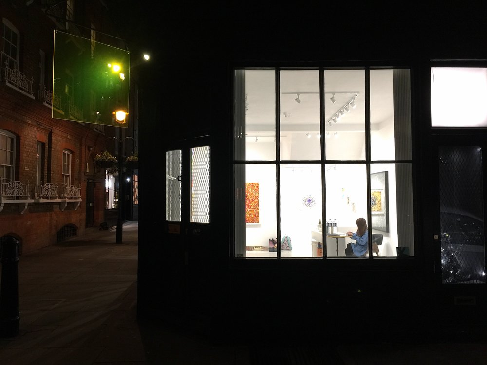 The doors to Robi Walters Gallery have finally opened after a six week journey of creation.