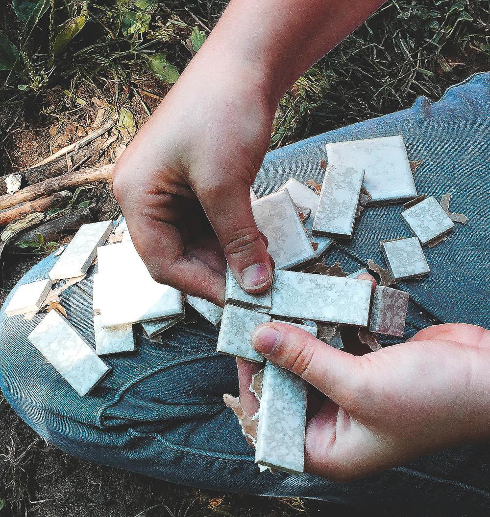 Designing Mosaic Roman Baths