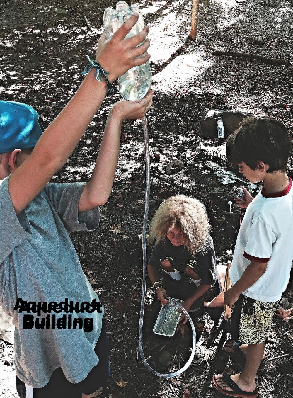 Building an Aqueduct