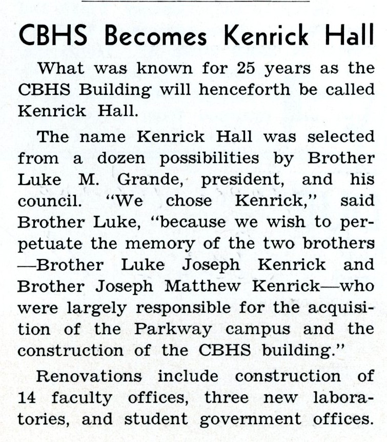CBHS Becomes Kenrick Hall.jpg