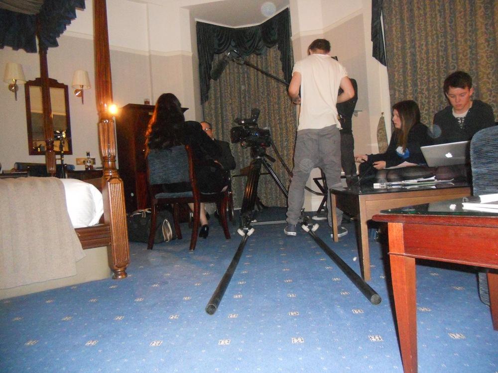 Cassandra's Cleaning Film