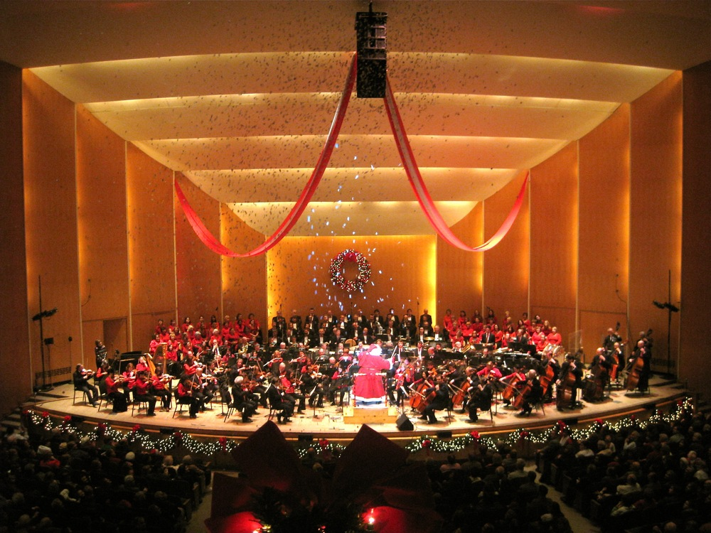 Singing: BPC Kleinhans Christmas
