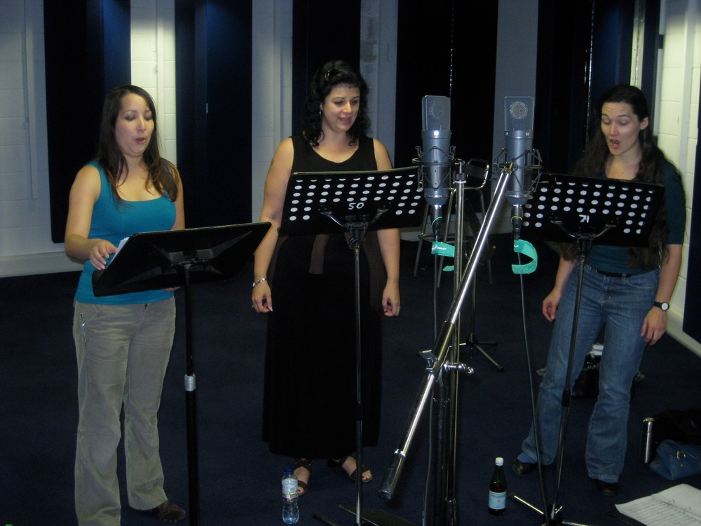 Singing: Juniper