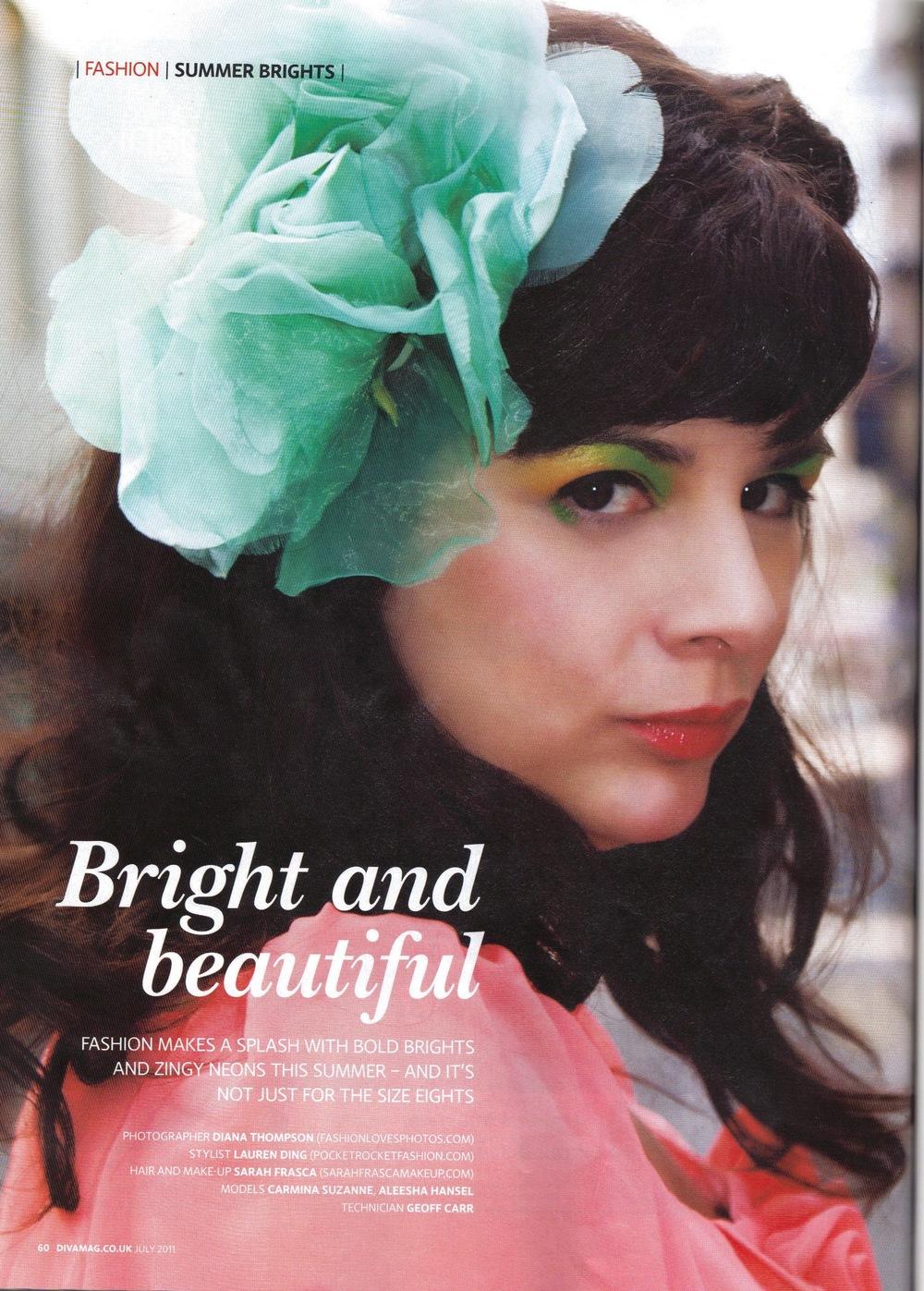 Modeling (Magazine): Diva