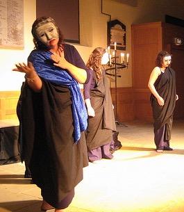 Opera: Antigone