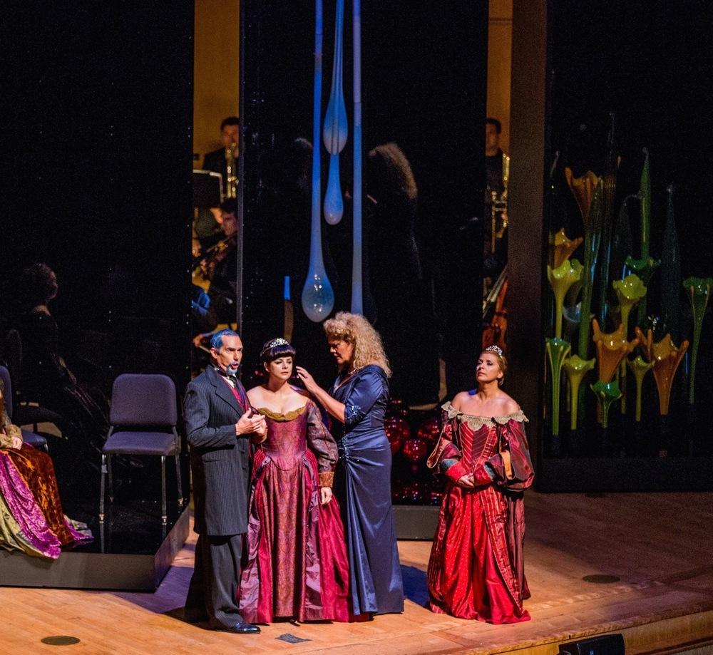 Opera: Bluebeard's Castle