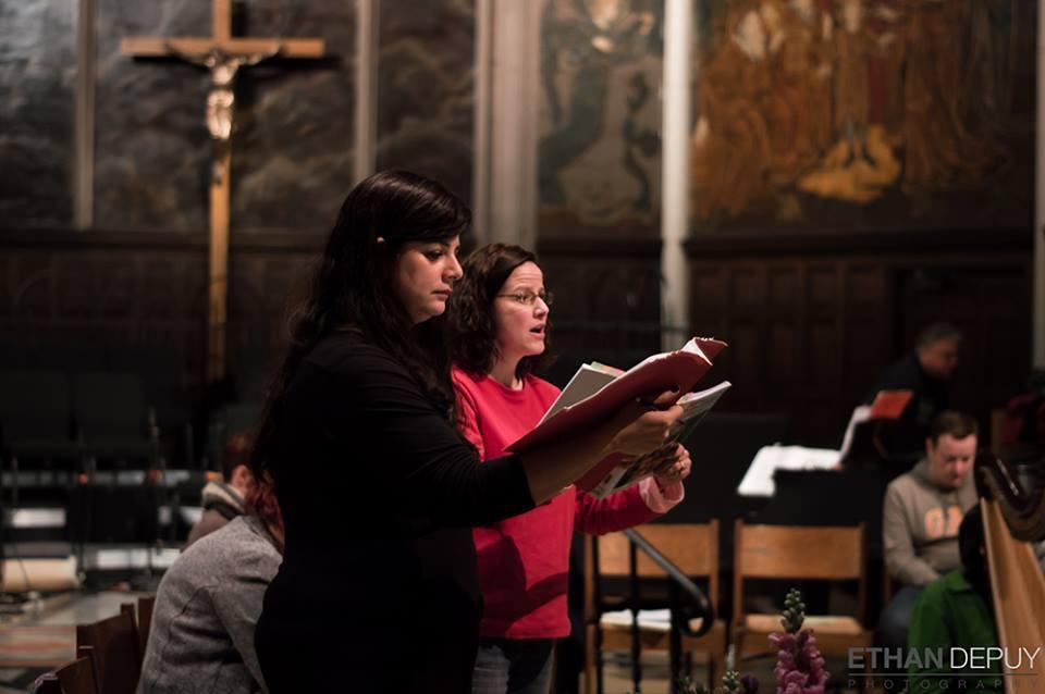 Opera: Carmelites