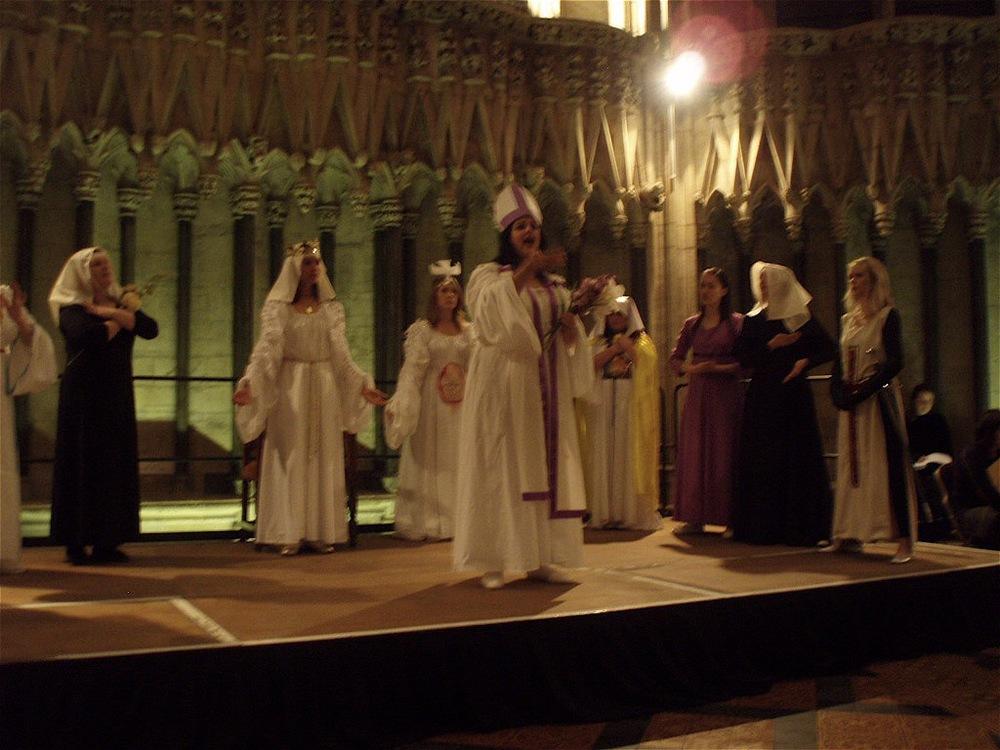Opera: Ordo Virtutum