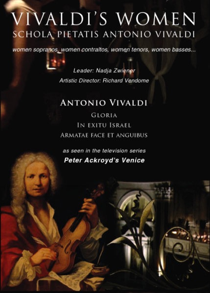 Vivaldi's Women ~ DVD