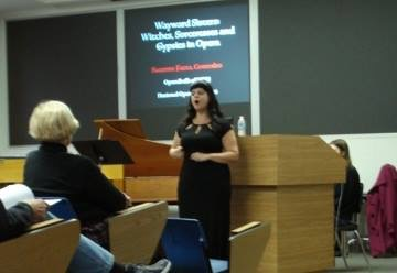 Scholarship: Witches Lecture