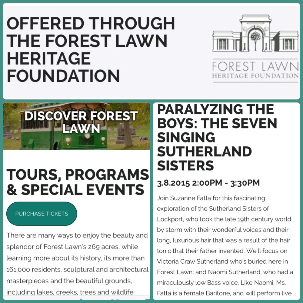 Forest Lawn brochure