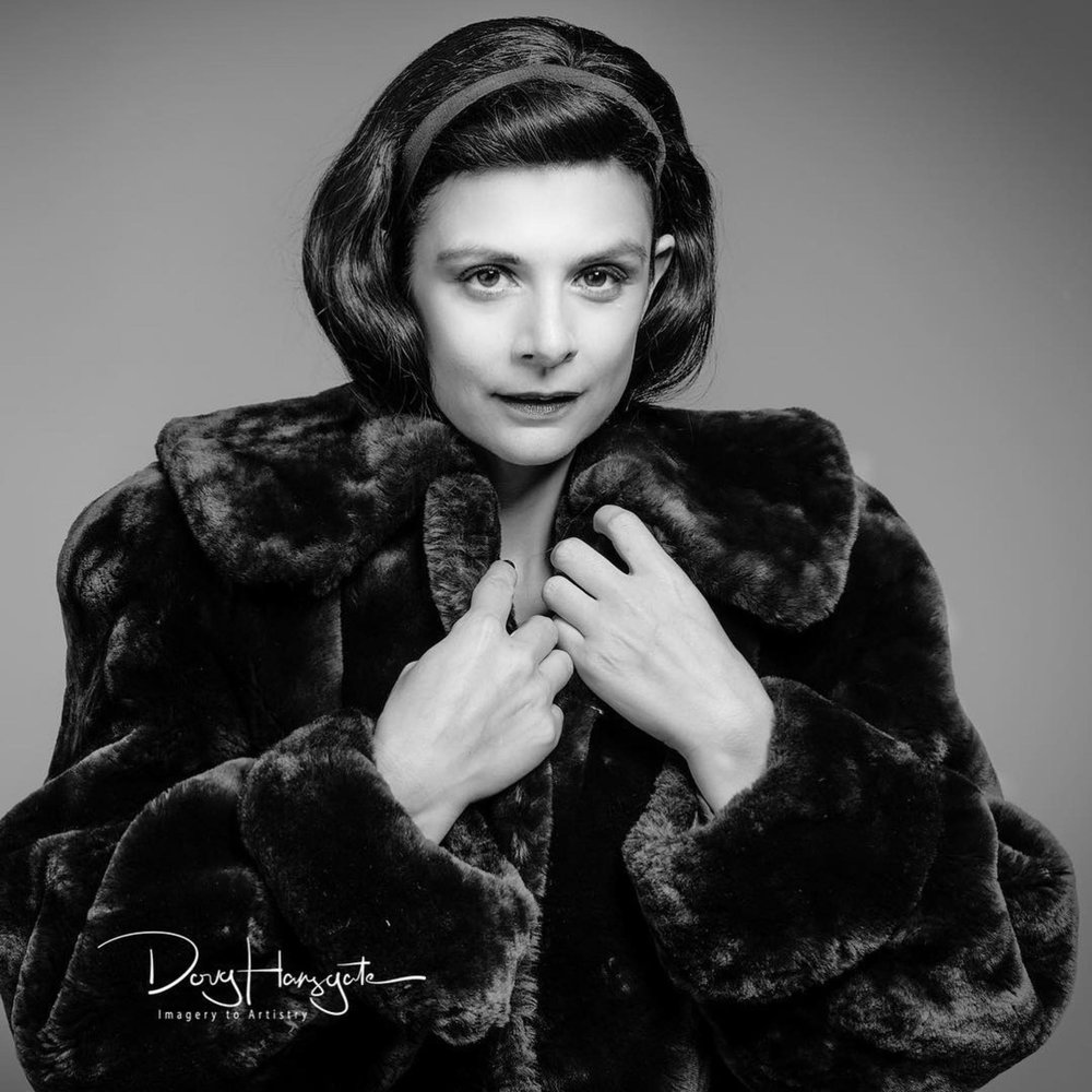 """""""Classic B&W imagery, you can't go wrong, unless you don't understand light. Join me on that exploration of Classic 40's style B&W imagery on Feb. 1-3, 2019 in the studio."""""""