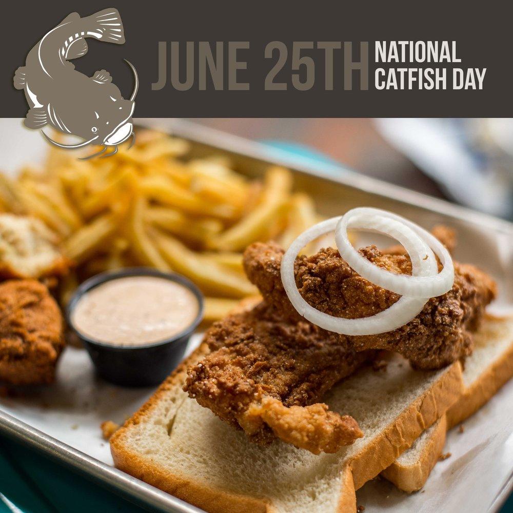 Martin's BBQ Nashville catfish