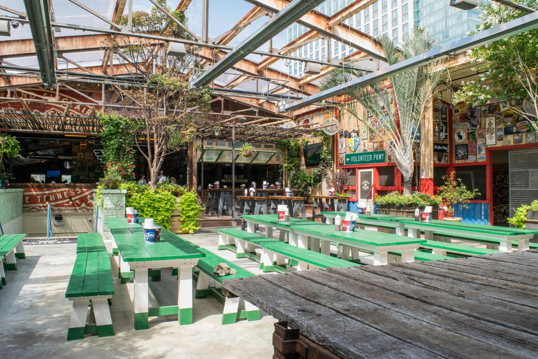 downtown nashville martin u0027s bar b que joint