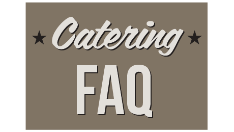 Martin's Bar-B-Que Catering FAQ