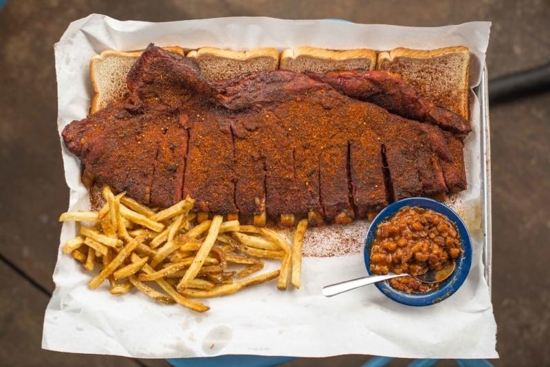 Louisville BBQ Restaurant