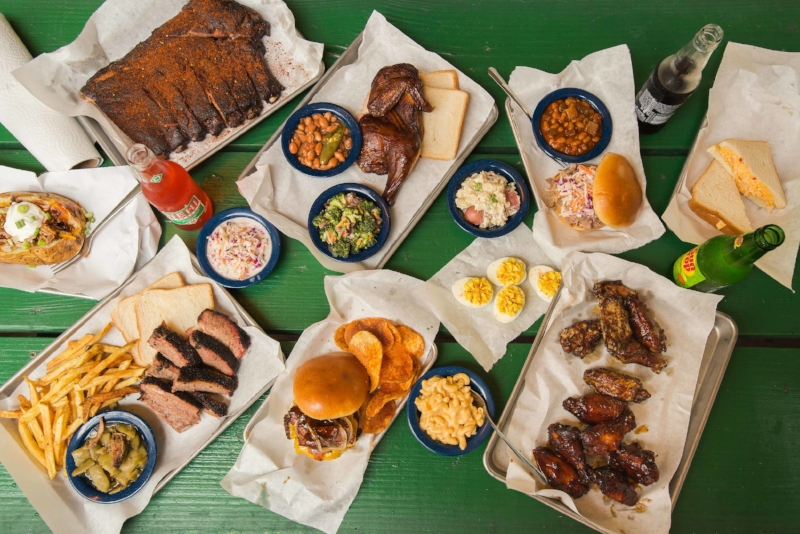Copy of Martin's BBQ mid-town Nashville