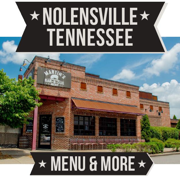 Martin's BBQ Nolensville