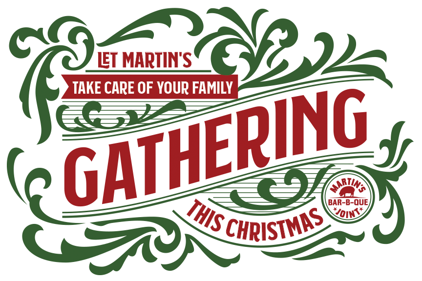 Martin's BBQ Christmas Catering