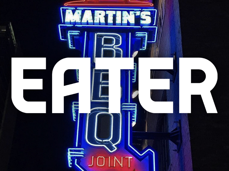 Martin's BBQ James Island, South Carolina