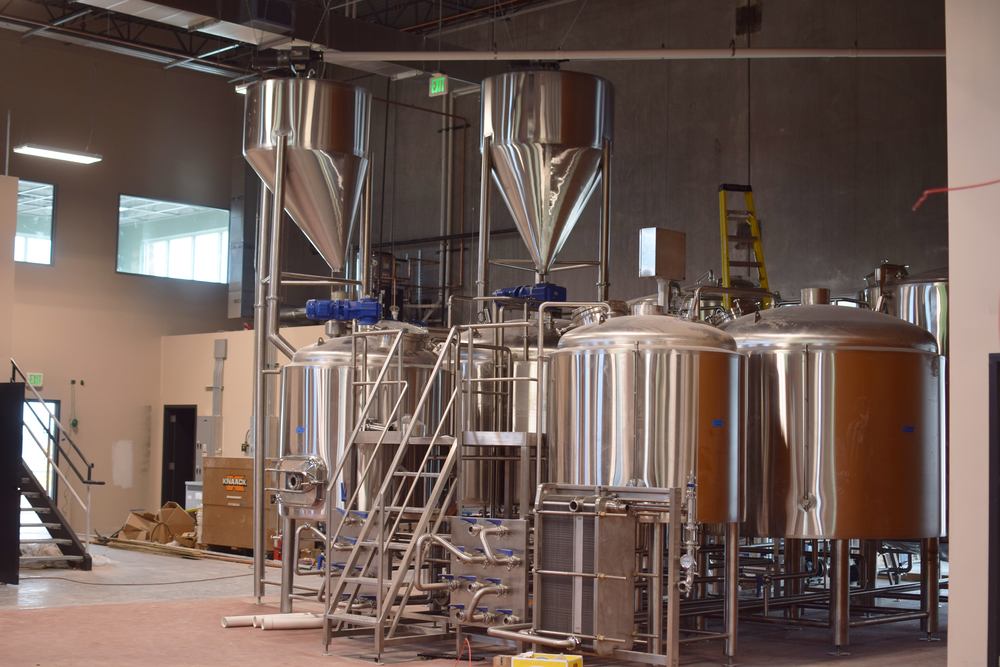 A special thanks to Deutsche Beverage Technology and their excellent craftsmanship of this stellar brewhouse!