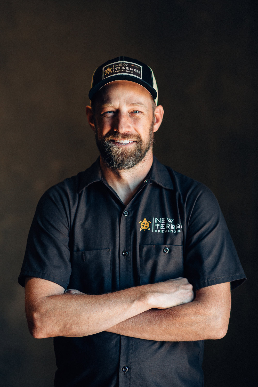 Josh Robbins   Founder . President . Brewmaster