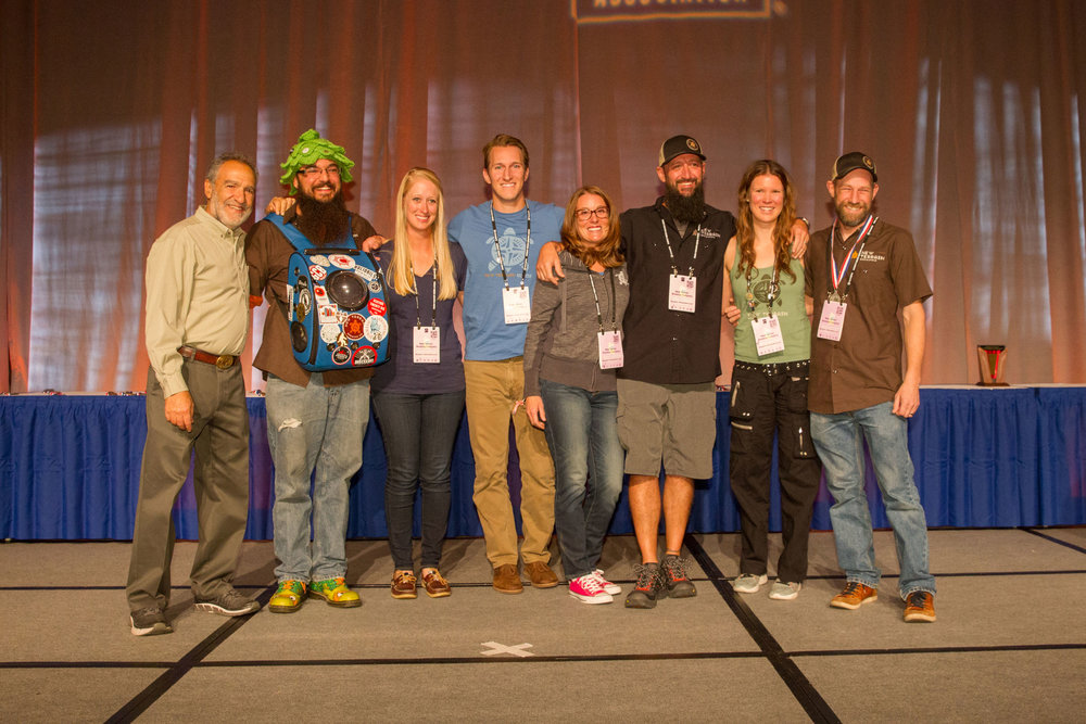 Suntrip Wins Prestigious Brewing Honor in Belgian Witbier Category at 2017 GABF