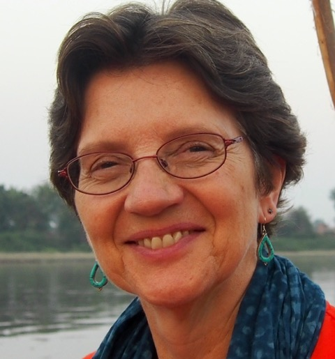 SADHVI PARĀNANDĀ Movement Center Director, Yoga and Meditation Teacher
