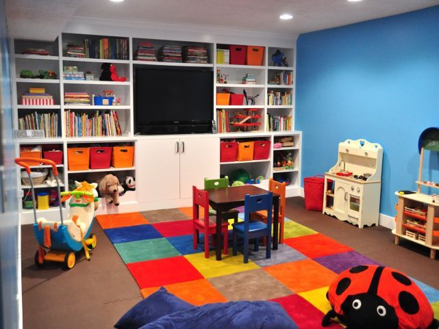 Basement Ideas For Kids which finished basement design is for you? — custom home