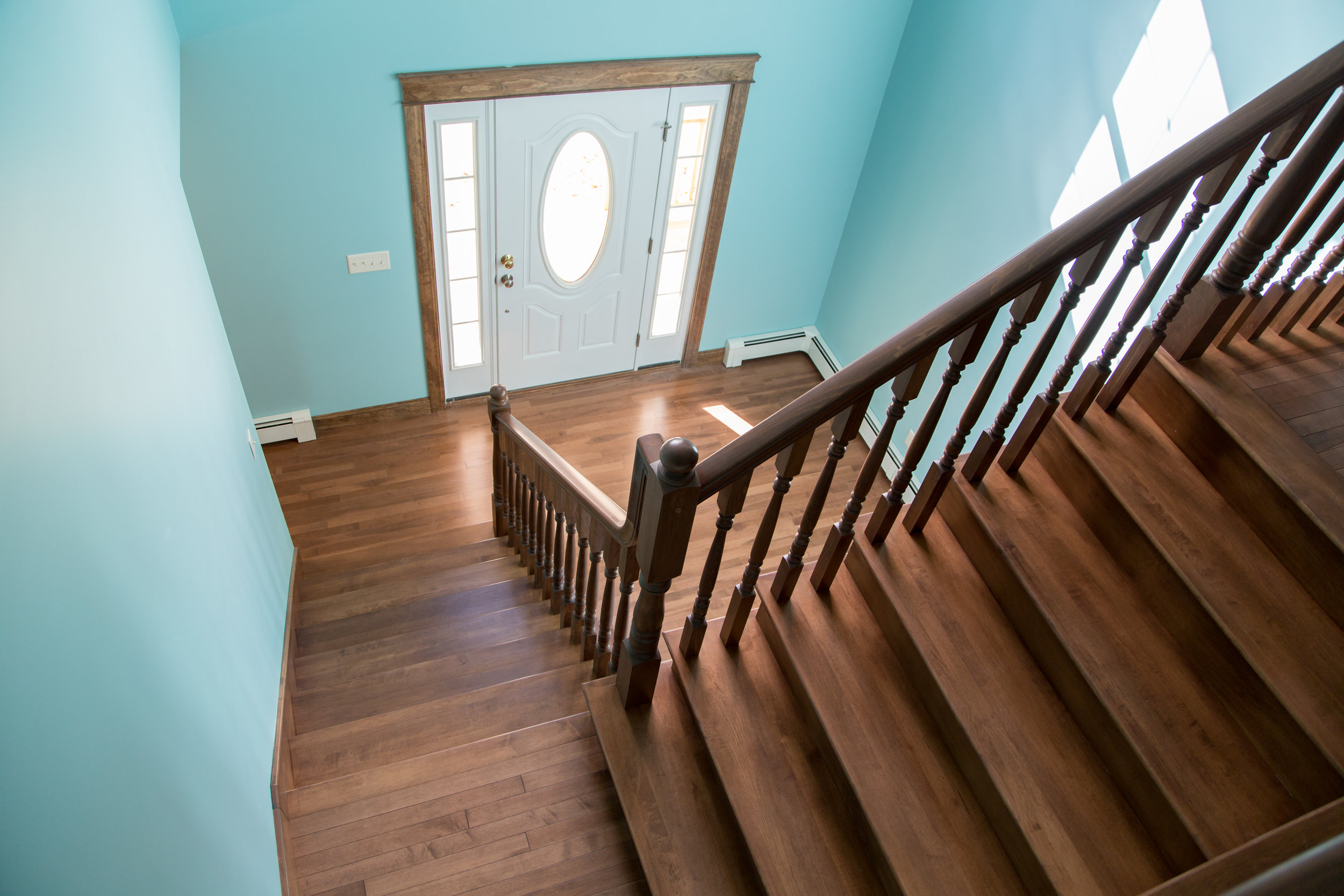 Hardwood vs Carpet Stairs: Which is Best for You? & Hardwood vs Carpet Stairs: Which is Best for You? \u2014 Custom Home ...