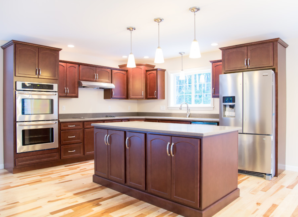 Cabinets: Painted, Stained, Or Thermofoil U2014 Custom Home Construction |  Fortin Construction