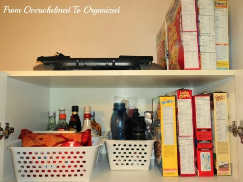 See more organization tips  From Overwhelmed to Organized!