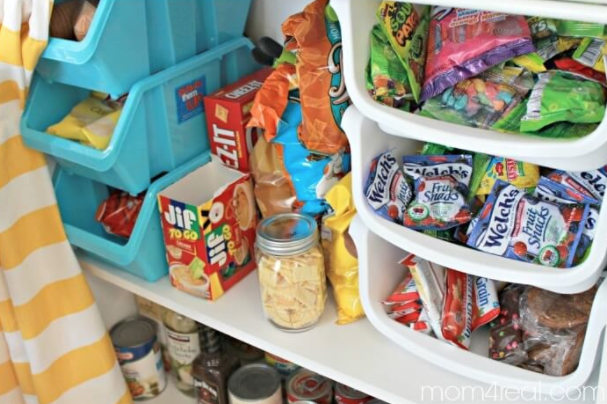 See more pantry solutions here!