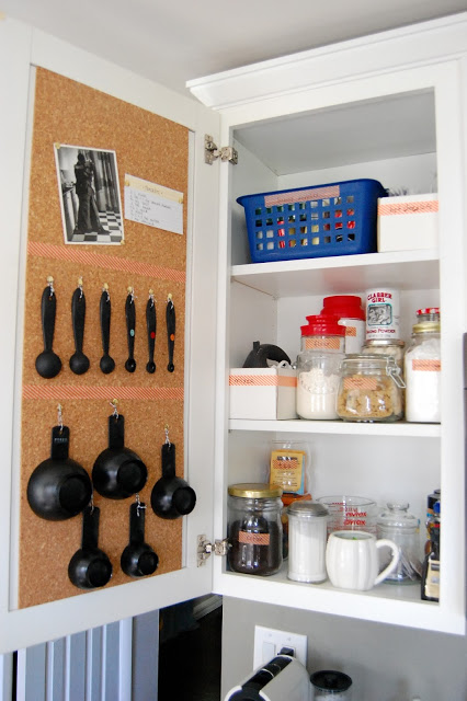 See more kitchen organization inspiration here!
