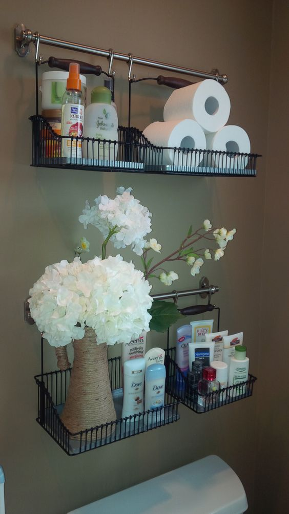 See more bathroom organization inspiration here!