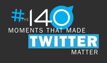 The 140 Moments That Made Twitter Matter