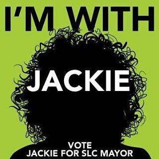 #vote #timeforjackie